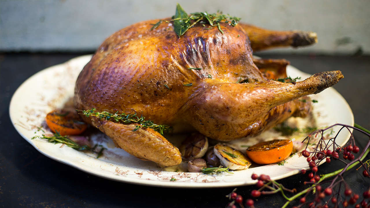 How to roast the ultimate Christmas turkey