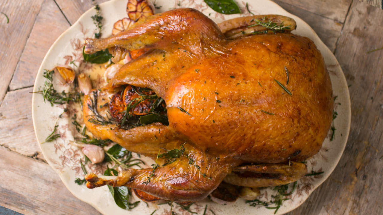 How to make roast turkey for Christmas - the failsafe way
